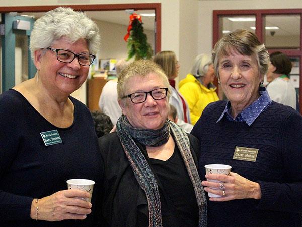 Mary, Karen and Sally
