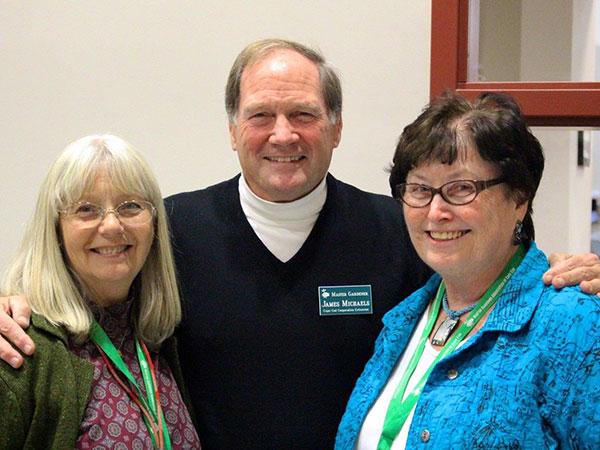 Virginia, Jim and Susan